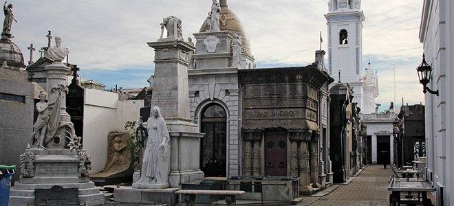кладовище Буенос Айрес