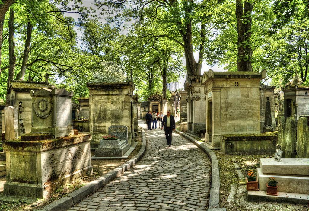 кладовище в Парижі